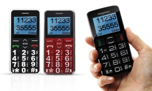Large Digit SOS Phone Assorted