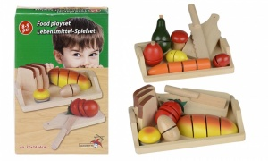 Food Wooden Play Set