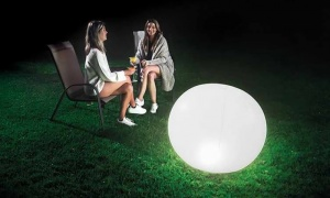 Intex LED Floating Sphere Light for Outdoor