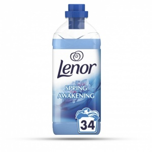 Lenor Spring Awakening Fabric Conditioner, 34 Washes 1.19L