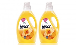 Lenor Summer Breeze Fabric Conditioner, 83 Washes 2.9 L