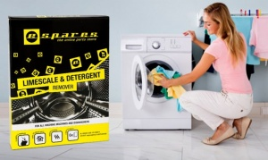 Limescale And Detergent Remover