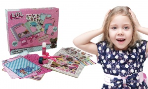 RMS L.O.L Surprise !Scrapbook Set