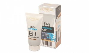 Loreal BB Cream Luminize Code Fair Skin Only - 50ml