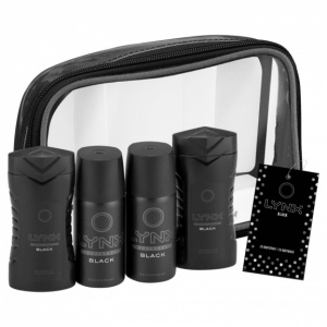 Lynx Travel Bag Gift Set
