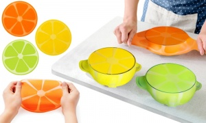 Multi-functional Silicone Plastic Wrap- Asst colours