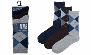 Mens Socks With Assorted Designs