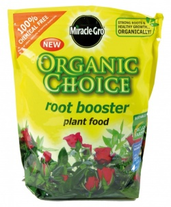Miracle Gro Organic Choice Root Booster Plant Food