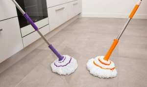 Microfibre Self Wringing Twist Mop