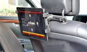 In-Car Holders For iPad and Tablet