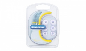 MP3 Bandridge Premium 6x Silicon Eartubes SHP010