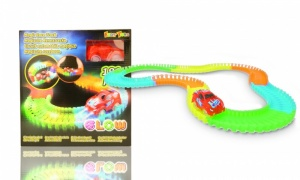 Glow In The Dark Magic Race Track 181pcs