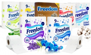 Freedom Toilet Paper Mega Bundle Deal