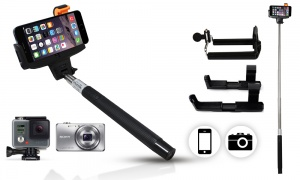 Selfie Stick Duo with Bluetooth