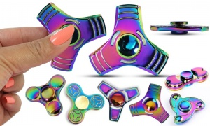 Petrol Design Finger Spinners