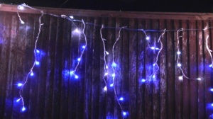 PMS Icicle Lights