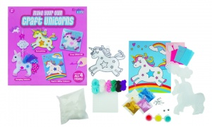 4 In 1 Make Your Own Craft Unicorn Craft Set