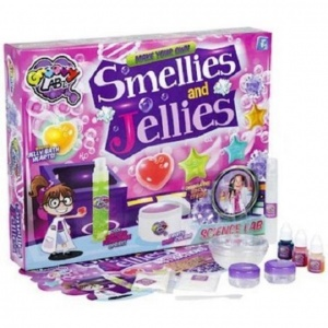RMS Make your own smellies and jellies