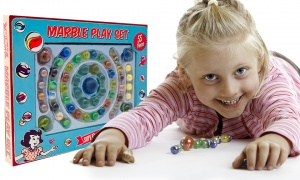 55pc Marble Playset