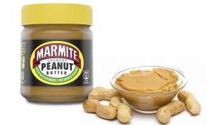 Marmite Peanut Butter Jar 225g Pack Of 8