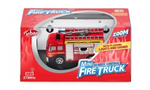 Tobar Mini Remote Control Fire Truck