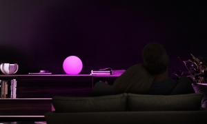 Mood Lamp Colour Changing Ball Light
