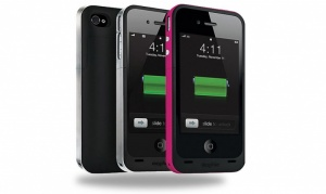 Mophie Juice Pack Case 4-4S