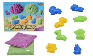 Moving Sand With 8pc Accessories