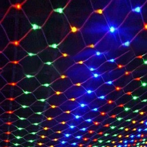 Multi Colour Net Lights
