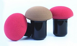 Mushroom Shaped Makeup Sponge Puff