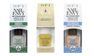 OPI Avoplex, Nail Strengther and Maintenance