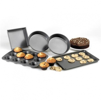 Oneida by Viners 5 Piece Bakeware Set