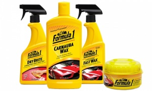 Formula 1 car care Bundle