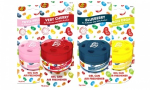 Jelly Belly Cans Car Air Freshner