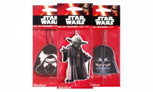 Star Wars 2D & 3D Car Air Fresheners