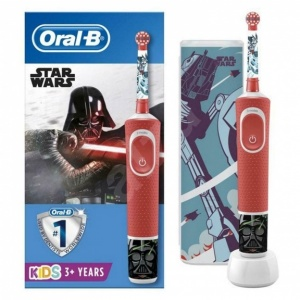 Oral-B KIDS 3+ Star Wars Electric Toothbrush giftset with Travel Case