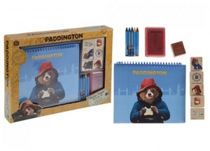 Paddington Stamper and Colouring Wheel