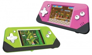 Portable games console - 204 games