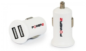 Powerz Car Charger for USB 2.4amp