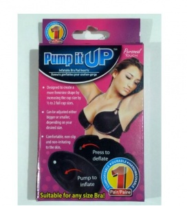 Pump It Up Inflatable Bra
