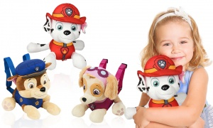 Paw Patrol Plush Backpack Assorted