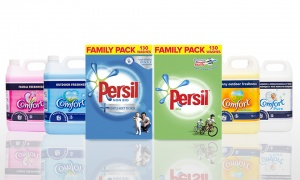 Persil Family Pack Washing Powder With Comfort 5l Assorted