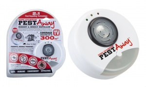 Pest Away Rodent & Insect Repeller