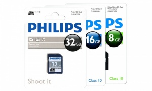 Philips Micro SD Card Class 10 With Adaptor