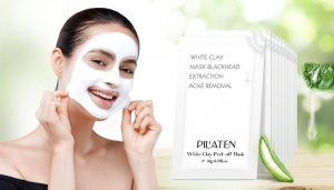 10 PIL'ATEN White Clay Mask Blackhead Extraction