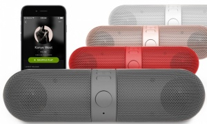 Aquarius Pill Bluetooth Wireless Speaker