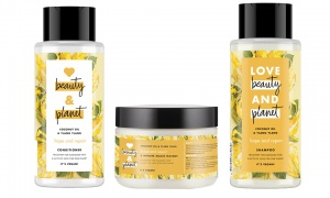 Love Beauty Planet Hope Repair Conditioner,Mask And Shampoo
