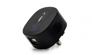 Powerz Mains Charger for Micro USB 2.4amp