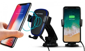 Powerz Wireless Car Holder