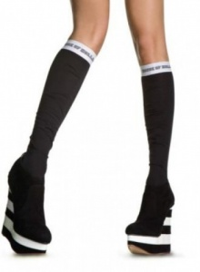 Pretty Polly Henry Hollands House of Holland Knee High Socks